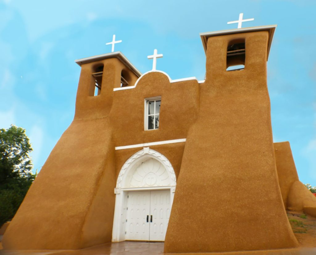 San Francisco de Asis Church, One of the Best Things to Do in Taos, NM