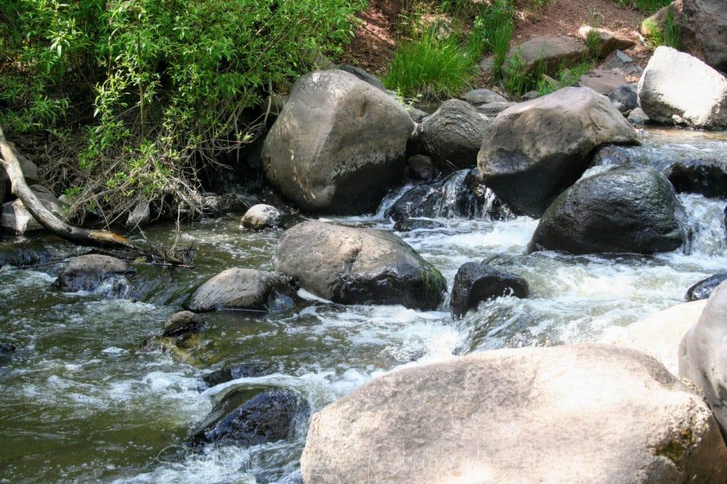 New Mexico River