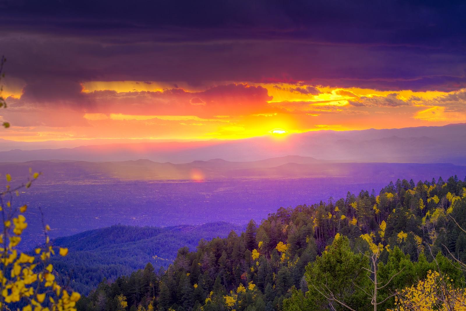 Santa Fe Mountain Biking Trails