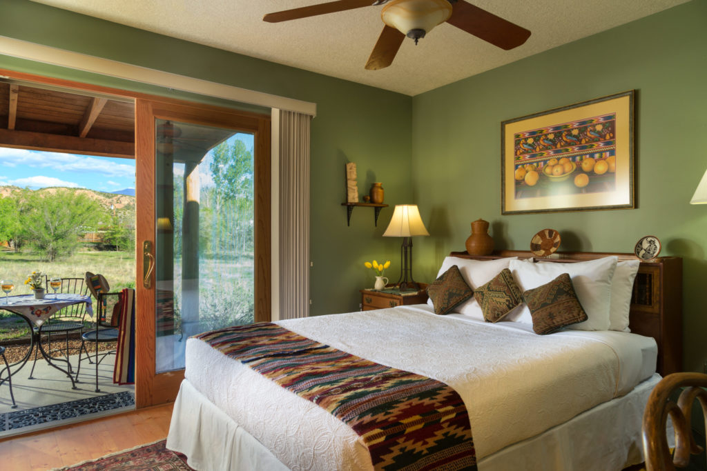 Our Northern New Mexico Bed and Breakfast is the perfect place to stay for a Ski Santa Fe getaway.