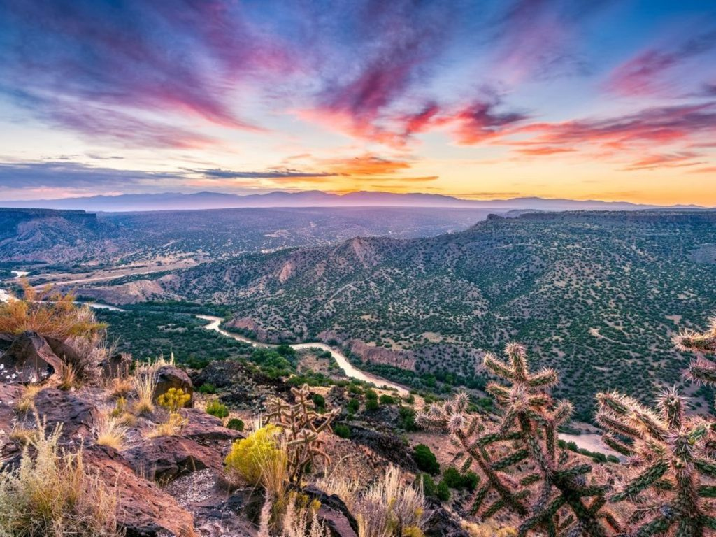 Bandelier National Monument is one of our favorite Things to do in Santa Fe and northern New Mexico