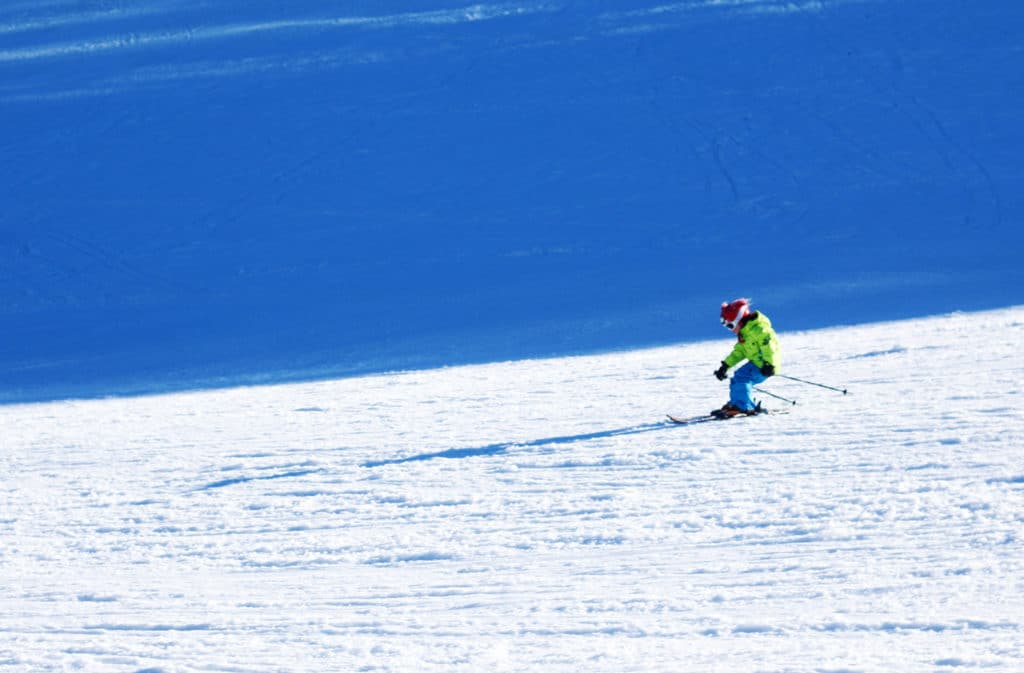 Enjoy the Slopes at Ski Santa Fe, not too far from our Northern New Mexico Bed and Breakfast