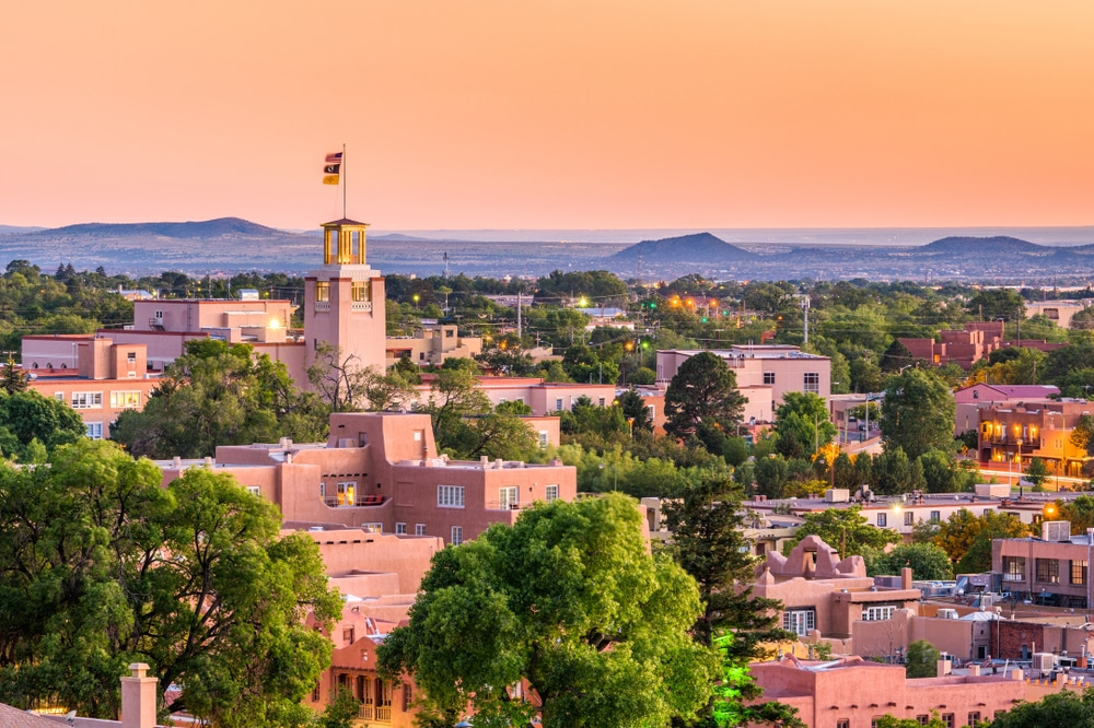 So many things to do in Santa Fe, not far from our Bed and Breakfast near santa Fe