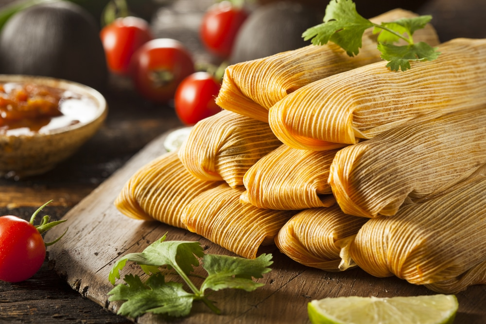 hand rolled tamales and other specialties are what you'll enjoy at the Rancho de Chimayó restaurant