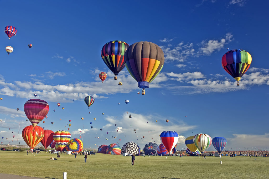 Albuquerque International Balloon Fiesta 2020