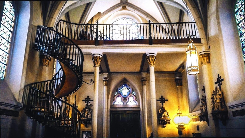 The Most Beautiful Churches Around Santa Fe 1